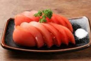 大分県産トマトスライス