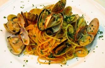 スパゲッティボンゴレロッソ