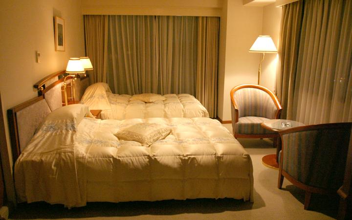 ホテルサンバリーアネックス Jr.スイートルーム