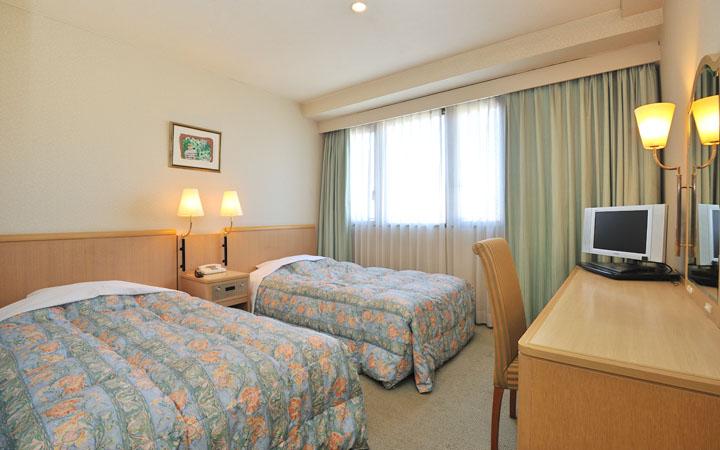 ホテルサンバリーアネックス ツインルーム